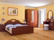 Спальня Гармония орех миланский