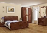 Спальня Натали-3 кедр